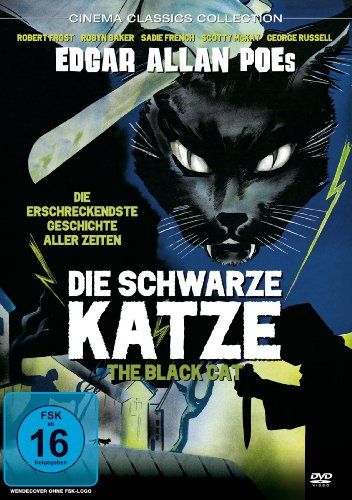 Edgar Allan Poes Die Schwarze Katze - Cinema Classics Collection