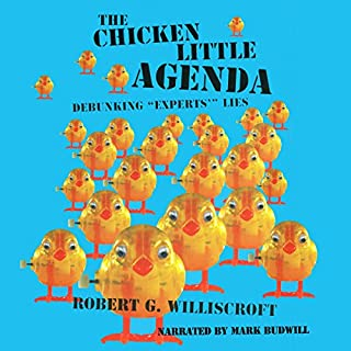 The Chicken Little Agenda audiobook cover art