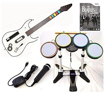 wii u rock band bundle