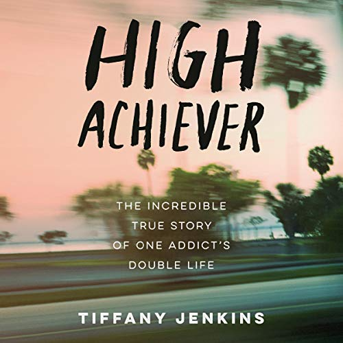 High Achiever audiobook cover art