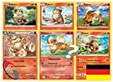 Arkani Sammlung inkl Fukano (6 Karten zufällig ausgewählt) - Deutsch - Cardicuno