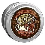 GRAVE BEFORE SHAVE Caramel Mocha Beard Pack (Caramel Mocha Coffee Scented) 3