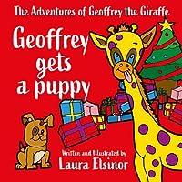Geoffrey get a puppy (Geoffrey the Giraffe)