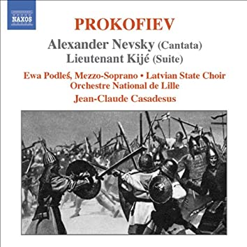 PROKOFIEV: Alexander Nevsky / Lieutenant Kije Suite