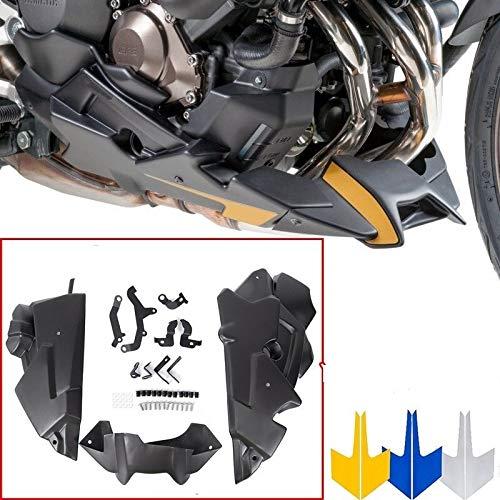 HANLING- Motorrad Bugspoiler Motorspoiler Seitenverkleidung Body Kit for Yamaha MT09 FZ09 2013-2019 Tracer 900 GT