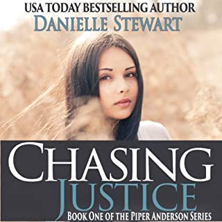 Chasing Justice audiobook cover art