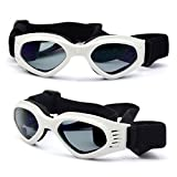 LOOYUAN Pet Dog Sunglasses - Protective Eyewear Goggles Small...