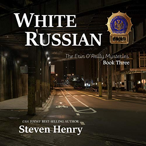 White Russian cover art