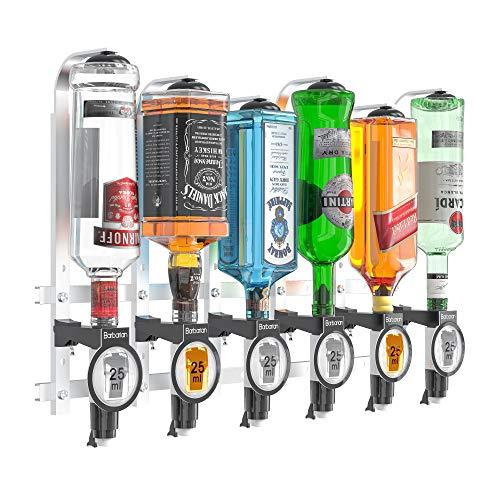 Barbarian 4/6 Bottle Optics for Spirits - Bar Butler Shot Measure Bracket...