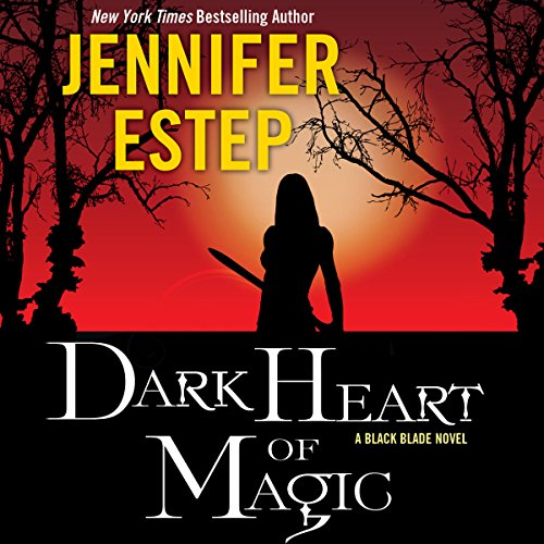Dark Heart of Magic cover art