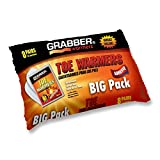 Grabber Hand Warmers - Natural Odorless Air Activated Warmers - 7 Hours of Heat - 10 Pairs