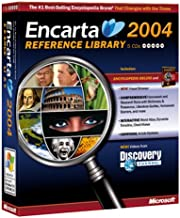 encarta reference library 2004