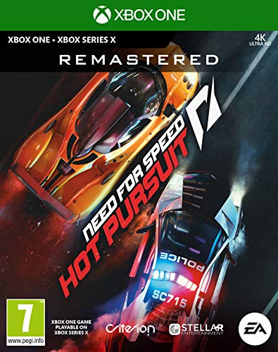 Need for Speed Hot Pursuit Remastered - Xbox One [Importación italiana]