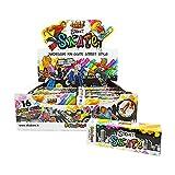 Sbabam - Street Skate 50199029E. Mini monopatín. Display 20 Unidades.