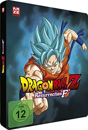 Dragonball Z: Resurrection 'F' - [Blu-ray & DVD] Steelbook [Alemania] [Blu-ray]