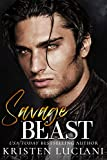 Savage Beast: A Dark Mafia Enemies to Lovers Romance (Sinfully Savage)