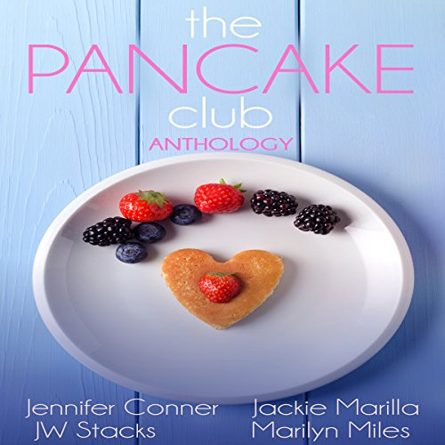 Couverture de The Pancake Club Anthology
