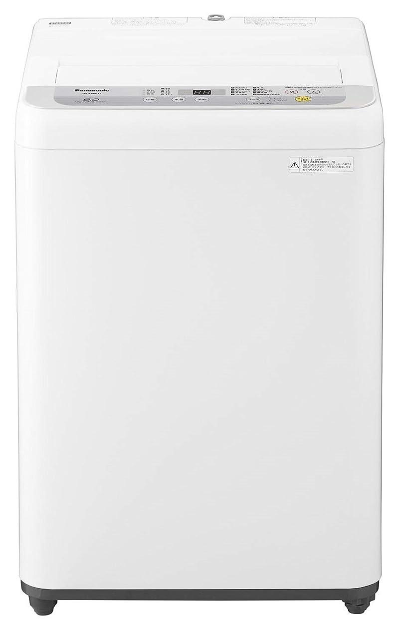 パナソニック 全自動洗濯機 洗濯 6kg つけおきコース搭載 シルバー NA-F60B12-S
