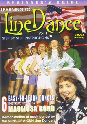 Learning To Line Dance Vol.1 [DVD]