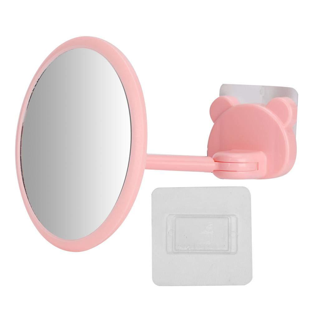 Round Bathroom Kansas City Mall Long Beach Mall Makeup Mirror Mounted Wall Profess