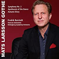 Orchestral Works by Mats Larsson Gothe