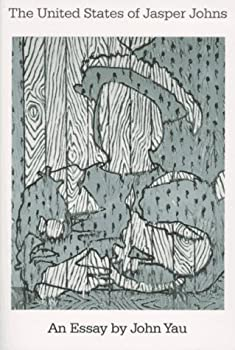 The United States of Jasper Johns 0944072755 Book Cover