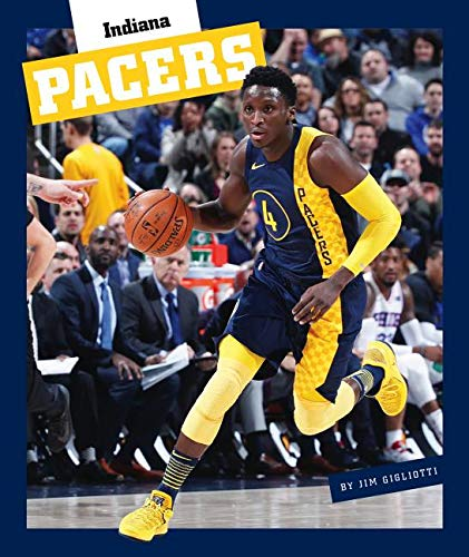 Indiana Pacers (Insider's Guide to Pro Basketball)