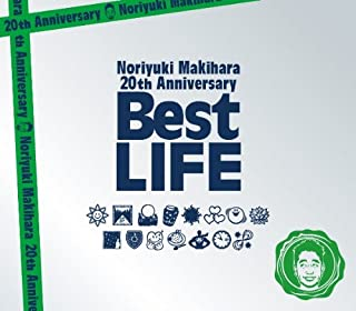 【特別限定盤】Noriyuki Makihara 20th Anniversary Best LIFE