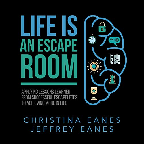 Life Is an Escape Room  By  cover art