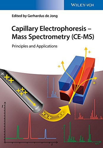 Capillary Electrophoresis - Mass Spectrometry (CE-MS): Principles and Applications (English Edition)