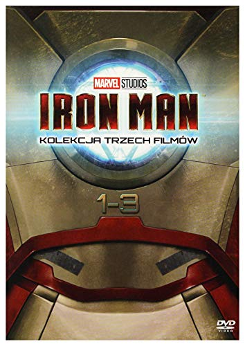 Iron Man 1-3 Complete Collection [3DVD] (IMPORT) (Keine deutsche Version)