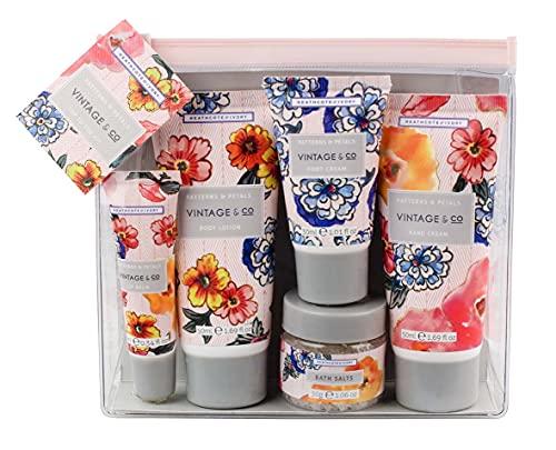 Vintage & Co Patterns and Petals Kit haut aux orteils