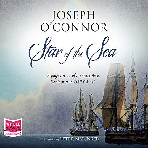 Star of the Sea audiobook cover art