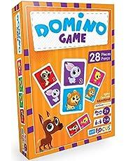 Focus Domino Game: 28 Parça