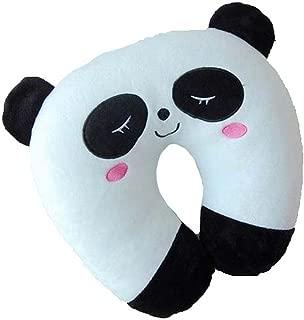 Dimart Cartoon Panda U-shaped Pillow Neck Car Seat Travel Neck Rest Cushion