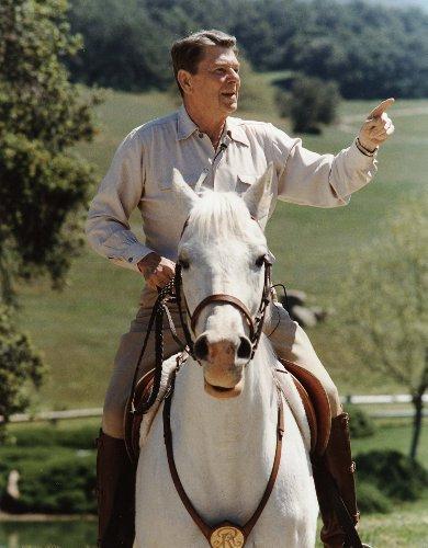 Ronald Reagan Poster Photo El Alamein Cowboy U.S. President Posters Photos 16x20