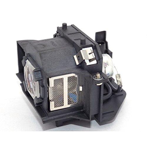 Projector Lamp for Epson **Original**, V13H010L34 (**Original** fit for Epson Projector EMP-62, EMP-62C, EMP-63, EMP-76C, EMP-82, EMP-X3)
