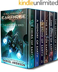 Children of Earthrise: The Complete Series (Books 1-6)