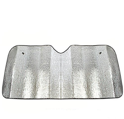 Haodou Auto Sonnenschutz Frontscheibe Sonnenschutz Innen Windschutzscheibe Sonnenschutz Anwendbar für Die Meisten Automodelle
