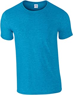 Mens Short Sleeve Soft-Style T-Shirt