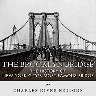 The Brooklyn Bridge audiobook cover art