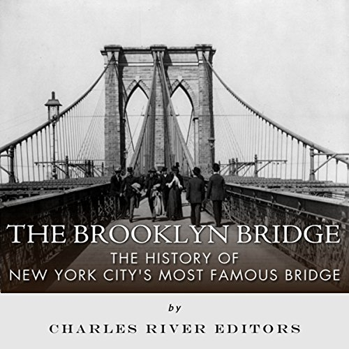 The Brooklyn Bridge audiobook cover art