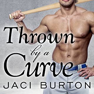 Thrown by a Curve audiobook cover art