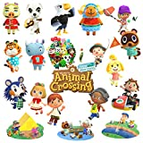 GTOTd Animal Crossing autocollants (Grande Taille 20PCS) Autocollants esthétiques, Animal Crossing Cadeaux Merch Party Supply for Skateboard, Water Bottle, Kids