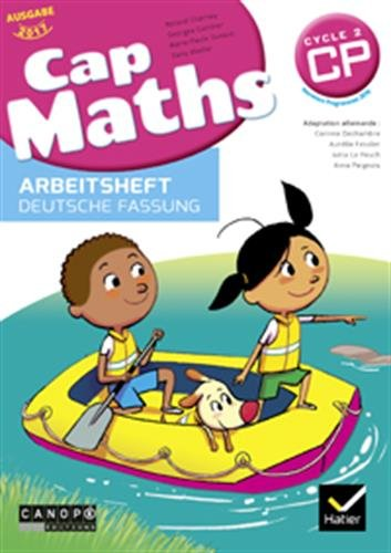 Cap Maths Arbeitsheft Deutsche Fassung CP Ausgabe 2017
