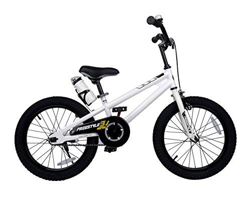 RoyalBaby Kids Bike Boys Girls Freestyle BMX Bicycle...