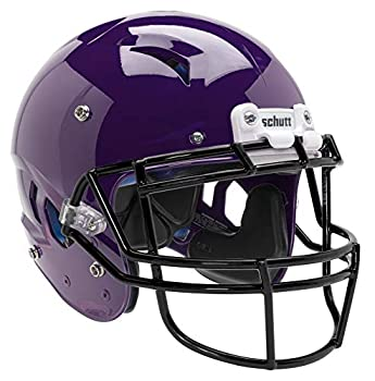 Schutt Sports Vengeance PRO LTD Varsity Football Helmet  Facemask NOT Included  Purple Small
