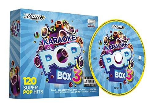 Zoom Karaoke Pop Box 3