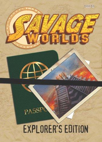 Savage Worlds Explorers Edition (S2P10010)