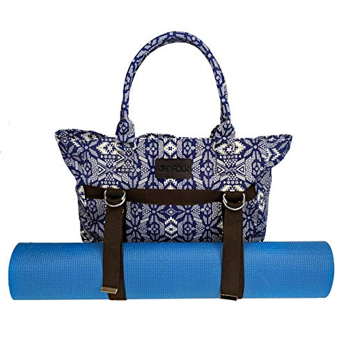 Kindfolk Yoga Tote Bag (Bravo)